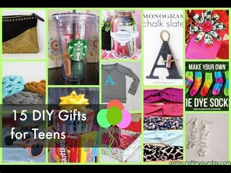 Things For Gifts - diy gifts for