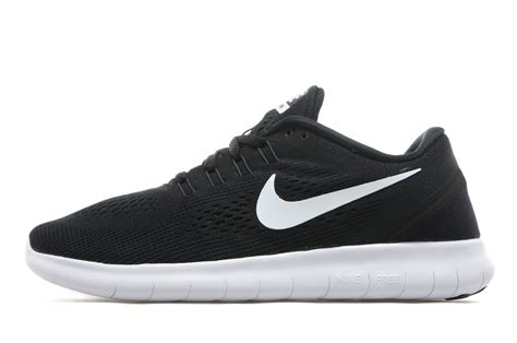 nike black and white running shoes nike free rn flyknit s running shoes epicureslarder