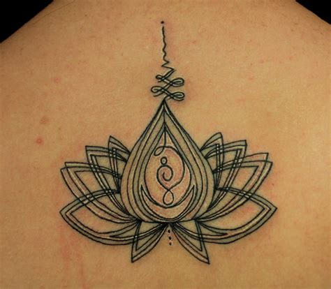 tattoo lotus geometric lotus flower sacred geometry tattoo tattoos by mareva