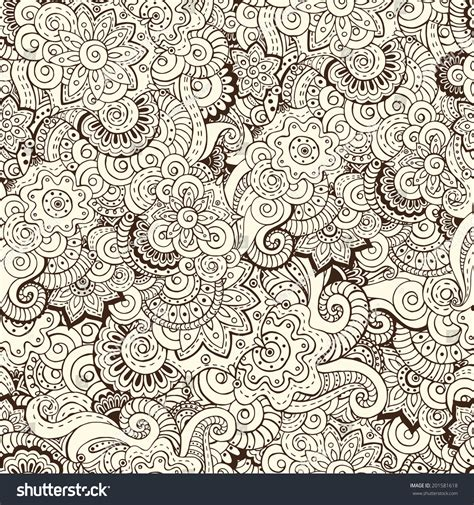editor design pattern seamless asian floral retro background pattern stock