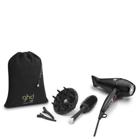 Ghd Air Professional Diffuser ghd air hairdryer kit with diffuser and size 3 cermaic