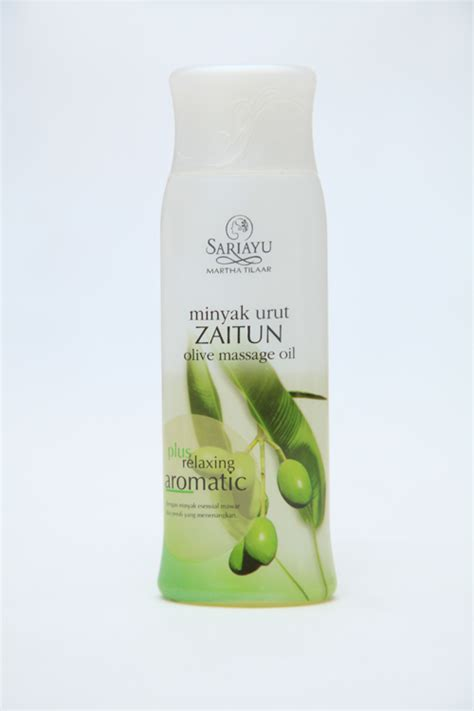 Minyak Urut Zaitun current obsession daily