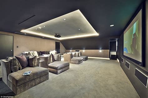 The Real Cost Of George And Amal Clooney S Home Cinema In