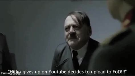 Downfall Meme - hitler finds out the hitler downfall parody videos are