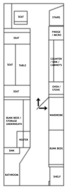 skoolie floor plan conversion encyclopedia floor plans skoolie net bus