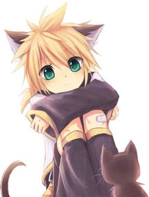 len len kagamine x neko reader arousing ears by x