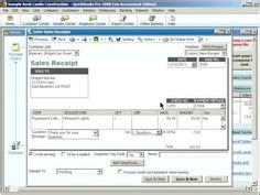 quickbooks tutorial construction 1000 images about quickbooks on pinterest accounting
