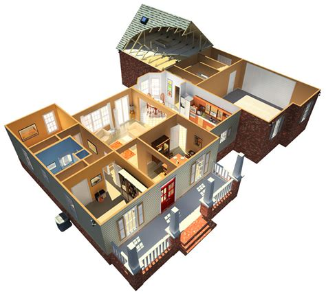 home design 3d library 3d architectural models bluebrain 3d model library