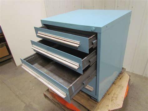 vidmar type 4 drawer industrial tool storage parts