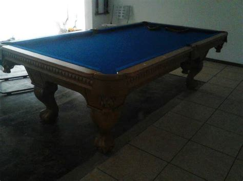 Cannon Pool Table by Cannon Pool Table Espotted