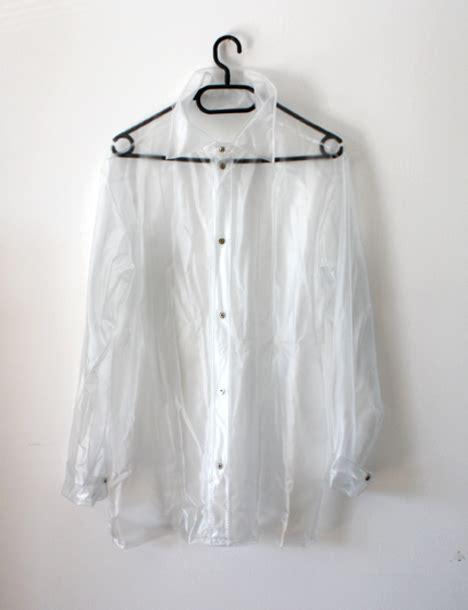 Ballvalvestopkran Pvc Kdj 1 Polos shirt clear plastic button up shirt plastic clothes clear plastic shirt button up shirt