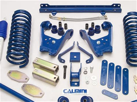 calmini suspension, lift kits and accessories for nissan
