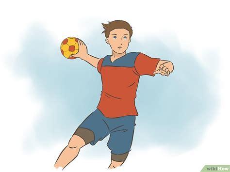 imagenes de niños jugando al handbol c 243 mo jugar balonmano 12 pasos con fotos wikihow