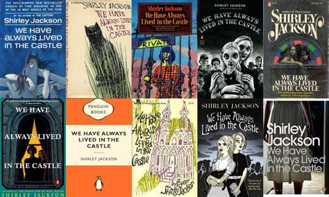 the sundial penguin modern shirley jackson covers stuck in a book
