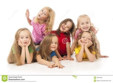 Children Of The White happy children royalty free stock photos image 35201308