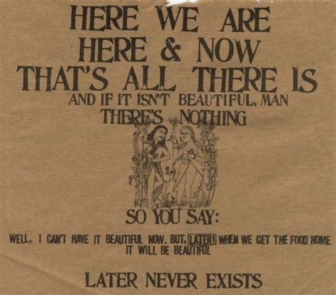 ram dass be here now be here now on