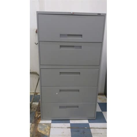 Grey Filing Cabinet Global 5 Drawer Lateral Grey File Filing Cabinet 36x18 Quot Allsold Ca Buy Sell Used Office