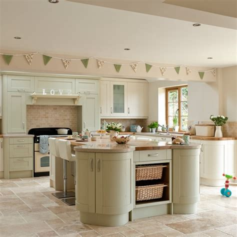 green kitchen ideas kitchen shelving green kitchen colour ideas home trends housetohome co uk