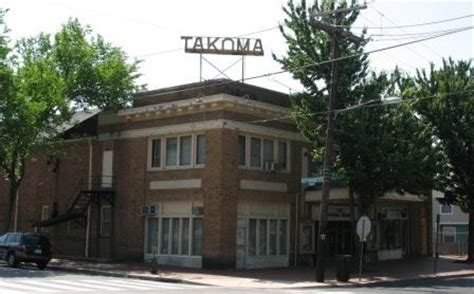 Takoma Park Post Office by For The Record Artfully Historic D C Dc Preservation