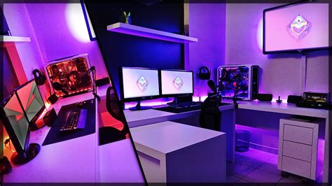 meu setup gamer  melhor quarto gaming room