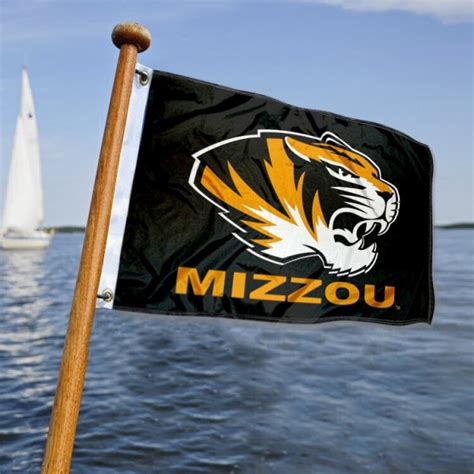 michigan state university boat flag university of missouri nautical flag your university of