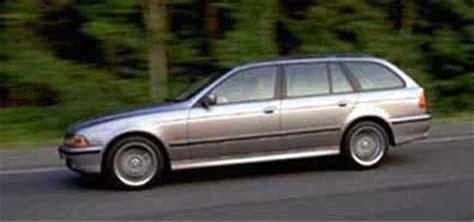 bmw new car review: bmw 540i wagon ( 1999) new car prices