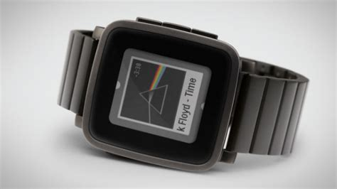 Pebble Time Steel Smartwatch White an ode to the pebble the underdog smartwatch tech features pebble paste