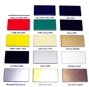 what color is aluminum coloured aluminium composite attractive prices
