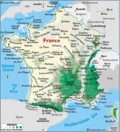 Lyon France Map by Lyon France Map