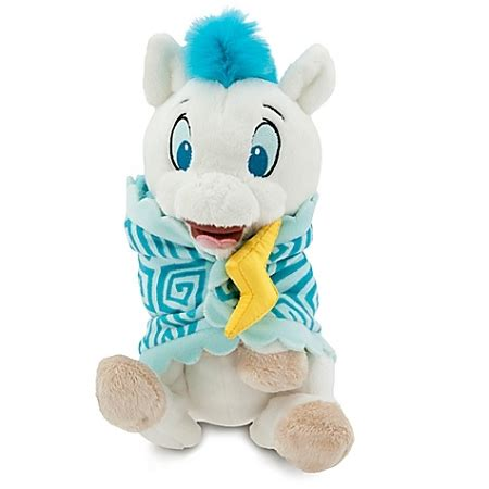 disney's babies plush pegasus plush toy and blanket