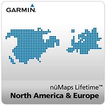 garmin n 252 maps lifetime map update for