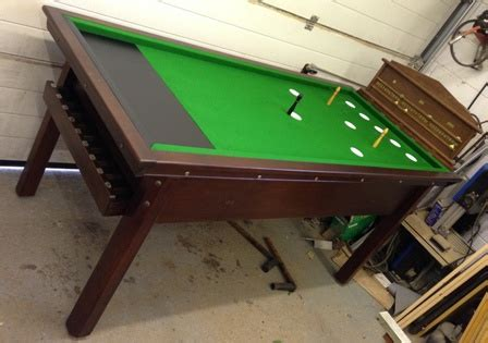 Bar Size Pool Table For Sale by Antique Bar Billiard Table And New Bar Billiards Spares
