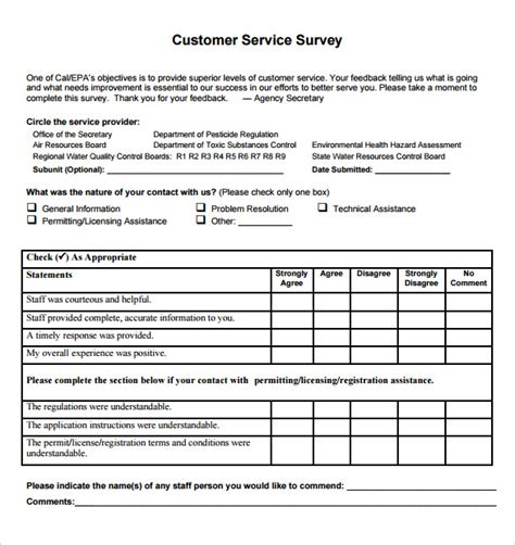 Customer Satisfaction Survey - customer satisfaction survey customer satisfaction survey