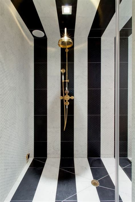 white and black tiles for bathroom 11 amazing bathroom ideas using tile