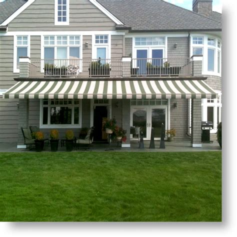 Residential Canvas Awnings by Waagmeester Awnings Sun Shades Waagmeester Awnings
