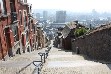 liege stairs li 232 ge belgium the city on the steps world travel buzz