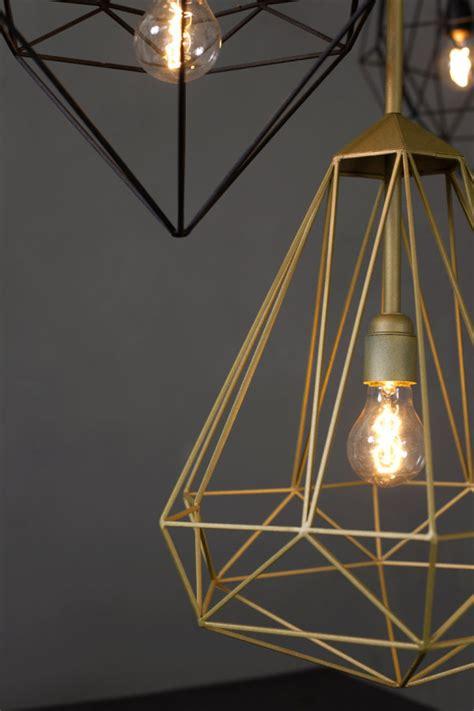 hanging light gems diamonds by jspr design milk