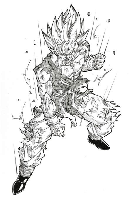Cool Z Drawings by Goku Gt Ssj2 By Bloodsplach On Deviantart