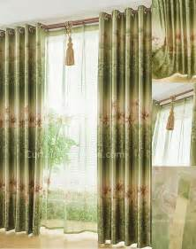 green curtains for living room fresh green color polyester living room large curtains