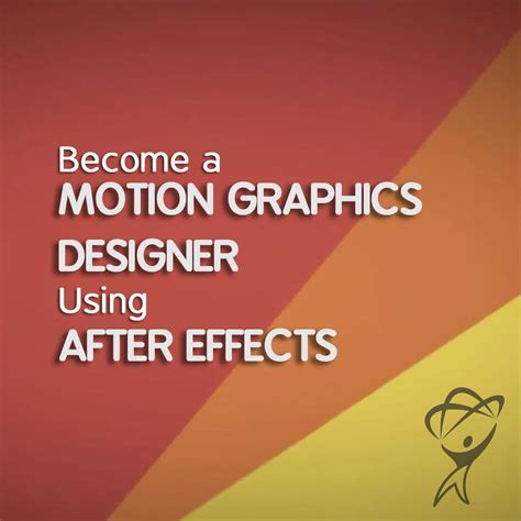graphic design effect on society after effects cc become a motion graphics designer