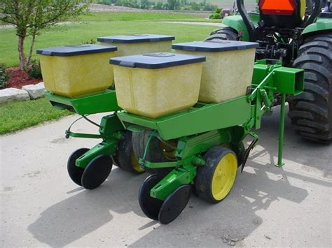Deere Planters For Sale 2 Row by 2 Row Deere Model 7100 Planter Ksfarms
