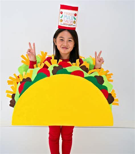 taco costume hello wonderful diy no sew felt taco costume for