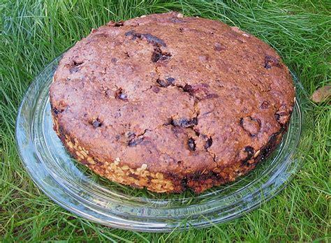 haferflocken kuchen rezept sauerkirsch schokoladen haferflocken kuchen rezept