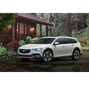 2018 Buick Regal Sportback And TourX Waging War On Crossovers