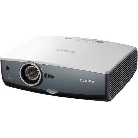 Projector Canon Sx80 Canon Realis Sx80 Ii D 3000 Lumens Sxga Projector 4232b005