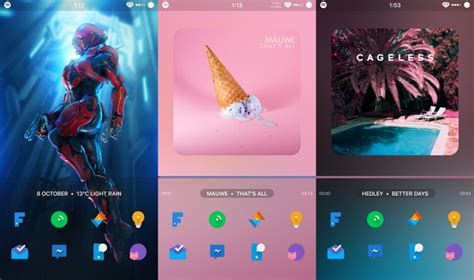 nova launcher christmas themes 12 nova launcher themes free setup and icon packs 2018