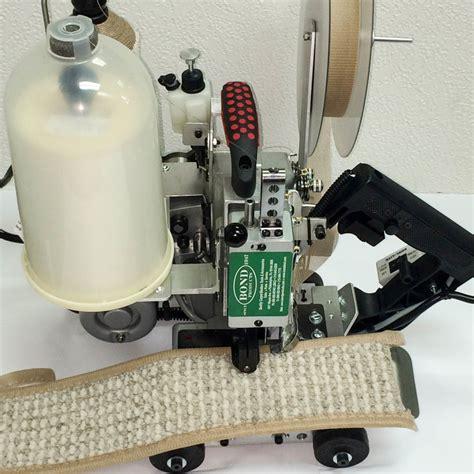 rug binding machine portable carpet binding machine carpet vidalondon