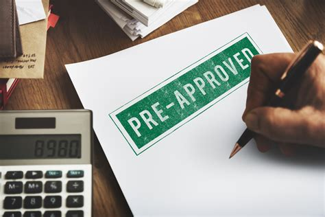 how to get pre approved for a mortgage home loan