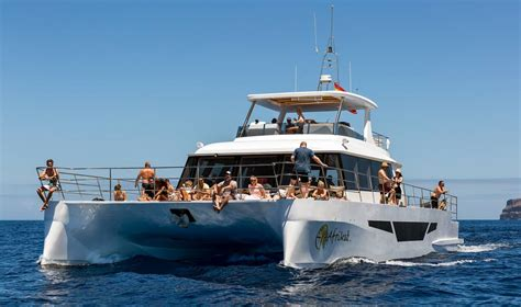 catamaran excursion gran canaria catamaran excursion from puerto rico to anfi del mar