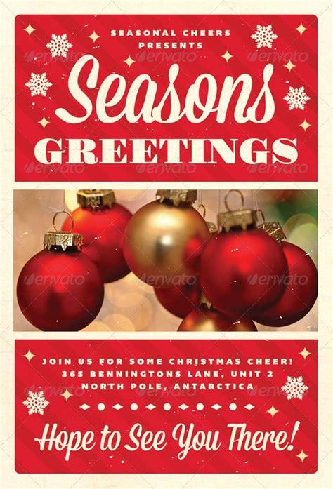 design holiday flyer 12 best christmas images on pinterest christmas flyer